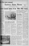 Daily Eastern News: November 09, 1949 by Eastern Illinois University