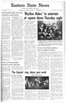 Daily Eastern News: July 19, 1950 by Eastern Illinois University