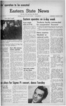 Daily Eastern News: March 15, 1950 by Eastern Illinois University