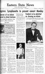 Daily Eastern News: October 18, 1950 by Eastern Illinois University