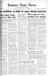 Daily Eastern News: October 25, 1950 by Eastern Illinois University