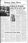 Daily Eastern News: September 27, 1950 by Eastern Illinois University