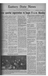 Daily Eastern News: December 05, 1951 by Eastern Illinois University