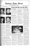 Daily Eastern News: February 07, 1951 by Eastern Illinois University