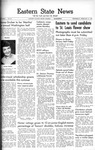 Daily Eastern News: February 21, 1951 by Eastern Illinois University