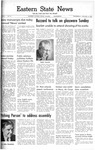 Daily Eastern News: January 11, 1951 by Eastern Illinois University