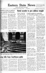Daily Eastern News: January 24, 1951 by Eastern Illinois University