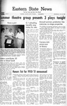 Daily Eastern News: July 25, 1951