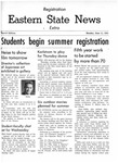 Daily Eastern News: June 11, 1951 by Eastern Illinois University