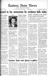 Daily Eastern News: March 07, 1951 by Eastern Illinois University