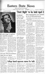 Daily Eastern News: March 21, 1951