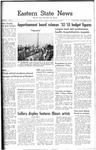 Daily Eastern News: December 17, 1952 by Eastern Illinois University