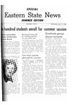 Daily Eastern News: June 11, 1952 by Eastern Illinois University