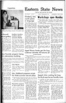 Daily Eastern News: June 25, 1952 by Eastern Illinois University