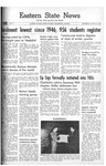 Daily Eastern News: March 19, 1952 by Eastern Illinois University