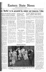 Daily Eastern News: February 18, 1953 by Eastern Illinois University