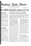Daily Eastern News: January 07, 1953 by Eastern Illinois University