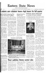 Daily Eastern News: January 14, 1953 by Eastern Illinois University