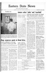 Daily Eastern News: May 13, 1953 by Eastern Illinois University