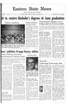 Daily Eastern News: May 20, 1953 by Eastern Illinois University