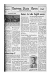 Daily Eastern News: January 13, 1954 by Eastern Illinois University