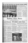 Daily Eastern News: January 20, 1954 by Eastern Illinois University