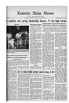 Daily Eastern News: July 21, 1954 by Eastern Illinois University