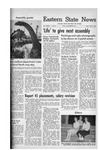 Daily Eastern News: May 05, 1954 by Eastern Illinois University