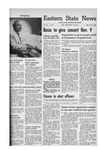 Daily Eastern News: November 03, 1954 by Eastern Illinois University