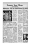 Daily Eastern News: November 10, 1954 by Eastern Illinois University