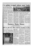 Daily Eastern News: November 17, 1954 by Eastern Illinois University