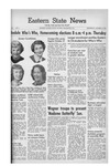 Daily Eastern News: October 13, 1954 by Eastern Illinois University