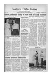 Daily Eastern News: September 22, 1954 by Eastern Illinois University