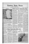 Daily Eastern News: September 29, 1954 by Eastern Illinois University