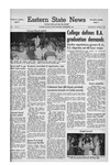 Daily Eastern News: March 02, 1955 by Eastern Illinois University