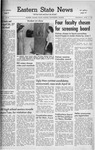 Daily Eastern News: April 11, 1956 by Eastern Illinois University