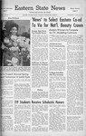Daily Eastern News: April 28, 1956 by Eastern Illinois University