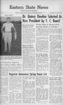 Daily Eastern News: July 25, 1956 by Eastern Illinois University