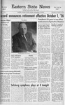 Daily Eastern News: March 28, 1956 by Eastern Illinois University