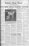 Daily Eastern News: February 13, 1957 by Eastern Illinois University