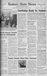 Daily Eastern News: February 20, 1957