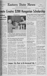 Daily Eastern News: January 16, 1957 by Eastern Illinois University