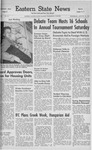 Daily Eastern News: January 30, 1957 by Eastern Illinois University