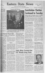 Daily Eastern News: March 20, 1957 by Eastern Illinois University