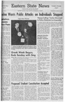 Daily Eastern News: March 27, 1957 by Eastern Illinois University