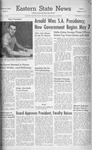 Daily Eastern News: May 01, 1957 by Eastern Illinois University