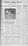 Daily Eastern News: May 08, 1957 by Eastern Illinois University