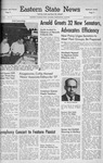 Daily Eastern News: May 15, 1957 by Eastern Illinois University