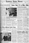 Daily Eastern News: November 06, 1957 by Eastern Illinois University