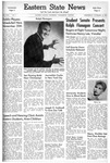 Daily Eastern News: November 13, 1957 by Eastern Illinois University